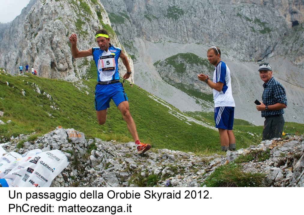 Orobie Skyraid 2012