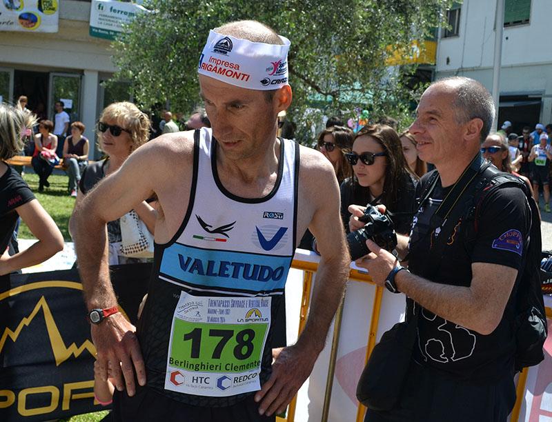 Trentapassi 2014 Marone traguardo (57)Clemente Belingheri Giorgio Pesenti