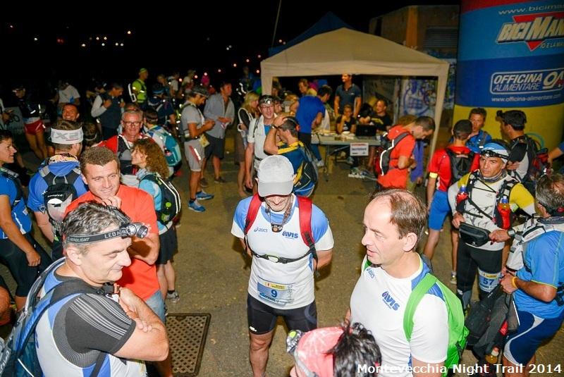 Montevecchia Night Trail 2014