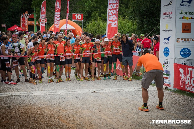 Terre Rosse Montello Treviso 2014 Team Tecnica Iz
