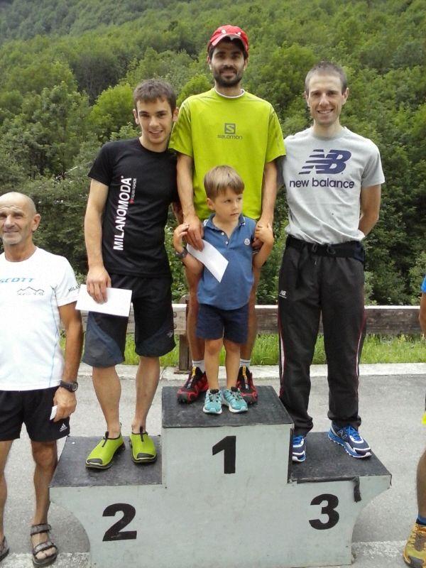 Tre Laghi tre Rifugi 2014 Valbondione (1) Bonfanti Poli Gotti