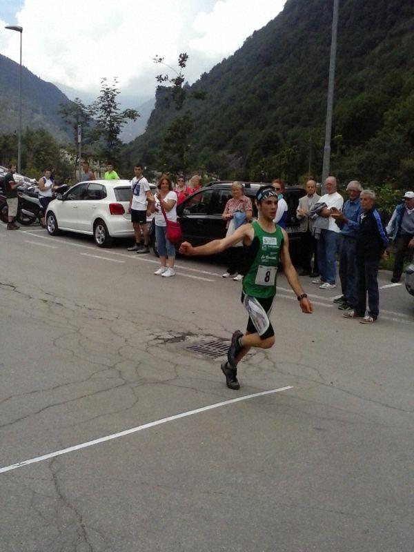 Tre Laghi tre Rifugi 2014 Valbondione (6) Paolo Poli