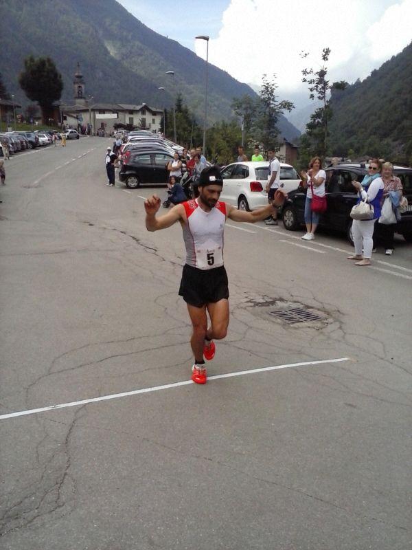 Tre Laghi tre Rifugi 2014 Valbondione (8) Fabio Bonfanti