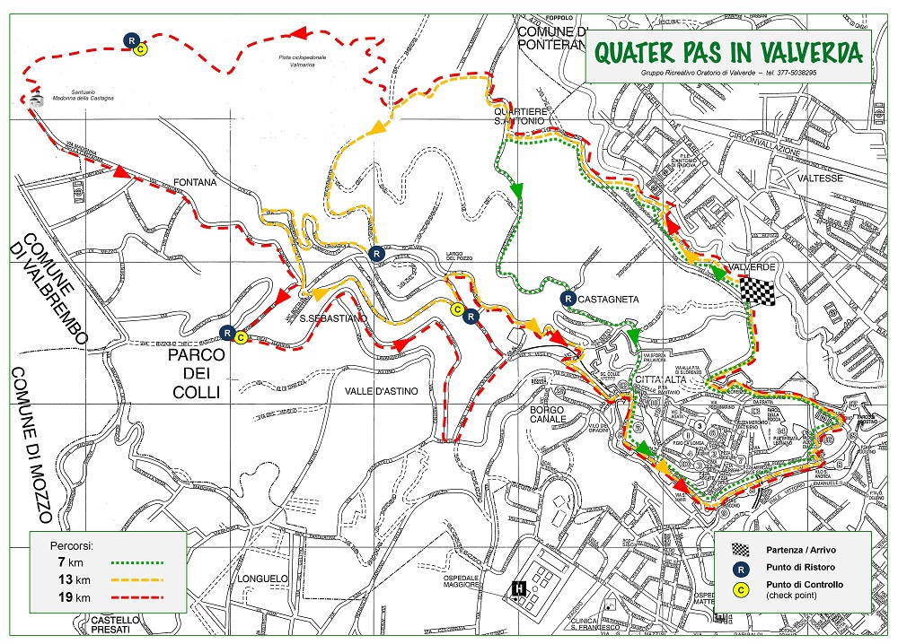 Bergamo Quater Pas in Valverda 05.10.2014_mappa