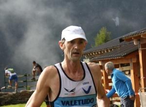 Mauro Toniolo Valetudo skyrunning Italia