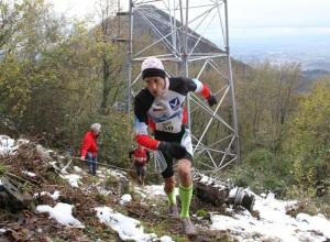 Pico Trail 2013 Strozza il vincitore Miori Luca