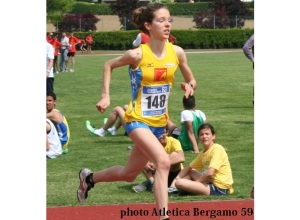 Federica Zenoni - ph: Atletica Bergamo 59