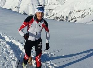 Carolina Tiraboschi skialp 2015 rid