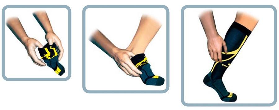 Come ottenere il massimo dalla tua calza Oxyburn foto