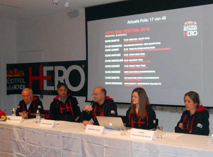 conferenza hero bike festival 2015 photo COMetaPRessBrenaCanonDigital