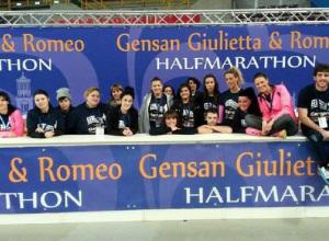 Giulietta&Romeo half marathon presentazione 2015 photo credit Manuel Scarparo