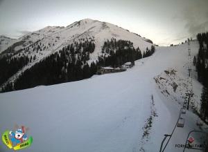 Gromo Spiazzi neve febbraio 2015 webcam  rifugio Vodala