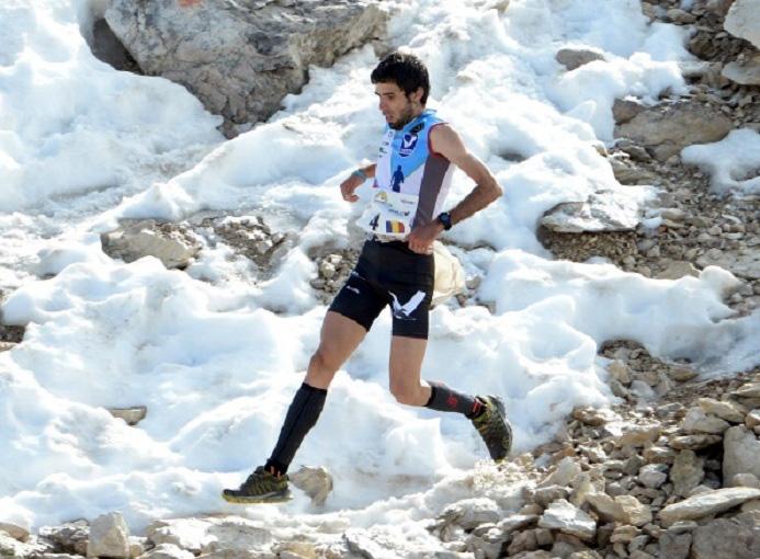 Ionut Zinca Valetudo skyrunning Italia discesa neve rid