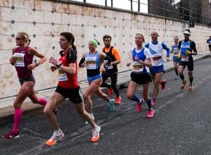 Verona 2015 giulietta e romeo half marathon Sara Dossena rid photo credit Manuel Scarparo