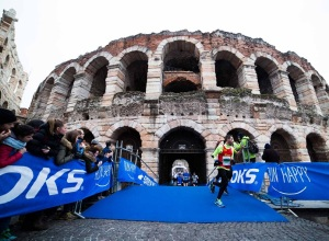 Verona 2015 giulietta e romeo half marathon arena rid photo credit Manuel Scarparo