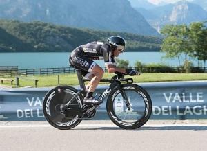 ciclismo La Leggendaria Charly Gaul - Trento-MonteBondone - 17-20 luglio 2014 cronometro Stefano Nicoletti rid photo credit Newspower
