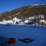 pragelato pista di sci di fondo