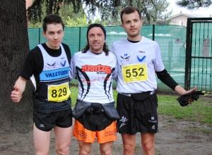 Electric Trail 2015 podio 18 km angelo busi valetudo
