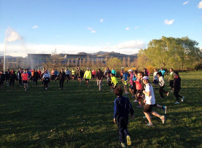 Bergamo Parco della Trucca da zero a diecimila 2 aprile 2015 Runners Bergamo