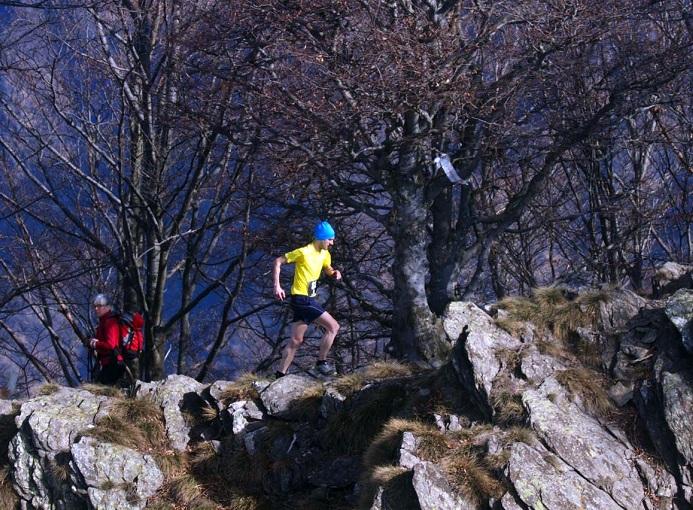 Ossola Trail 2015 Mergozzo Luca Carrara vincitore photo credit Claudio Fioravanti