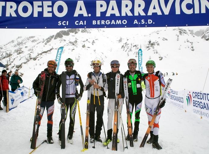 Trofeo Parravicini 2015 skialp Carona photo credit Riccardo Selvatico