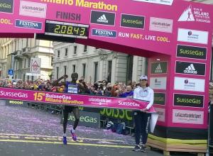milano marathon 2015 Kenneth Mburu Mungara