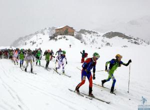 trofeo parravicini 2013 scialpinismo carona photo Riccardo Selvatico
