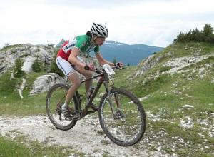 100_km_dei_forti_Lavarone_Lorena_Zocca_mountain_bike_ph_Newspower_Canon
