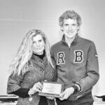 Atleti Runners Bergamo: Franco Togni premia Nives Carobbio