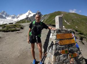 Oliviero Bosatelli secondo atleta Orobie Ultra Trail