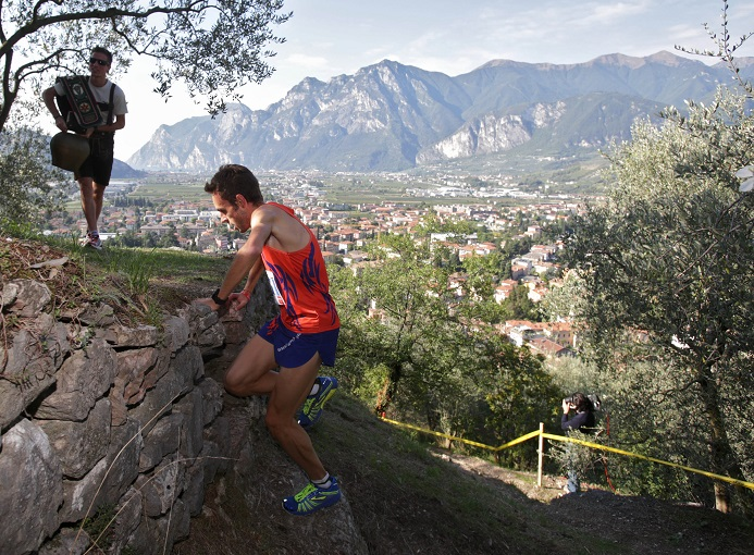 Arco 2015 Castle Mountain Running - Gundersen Alex Baldaccini ph newspower canon