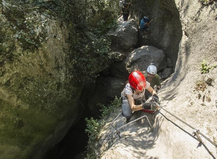 trekking,ferrata