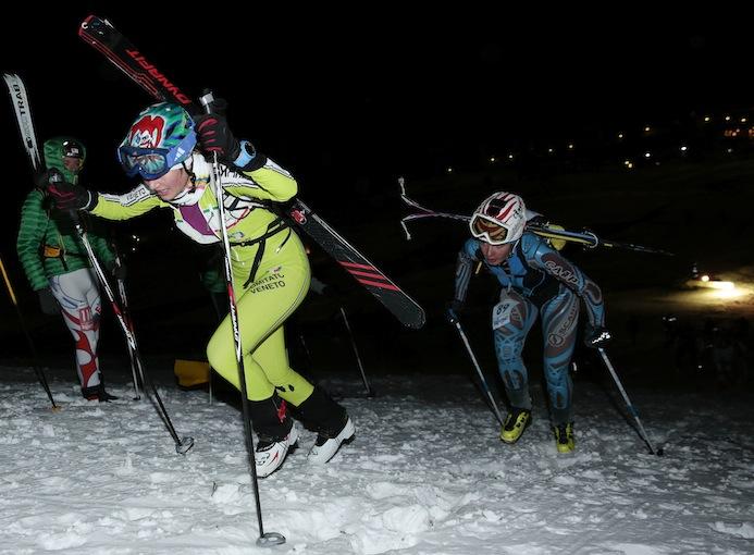 Campionati_italiani_sci_alpinismo_2014_Passo_del_Tonale_gara_sprint_Alba_de_Silvestro_photo_credit_Federico_Modica