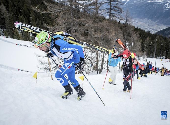 Coppa_del_mondo_di_sci_alpinismo_ISMF_2016_Les Marécottes_gara_sprint_01_photo_credit_organizzazione