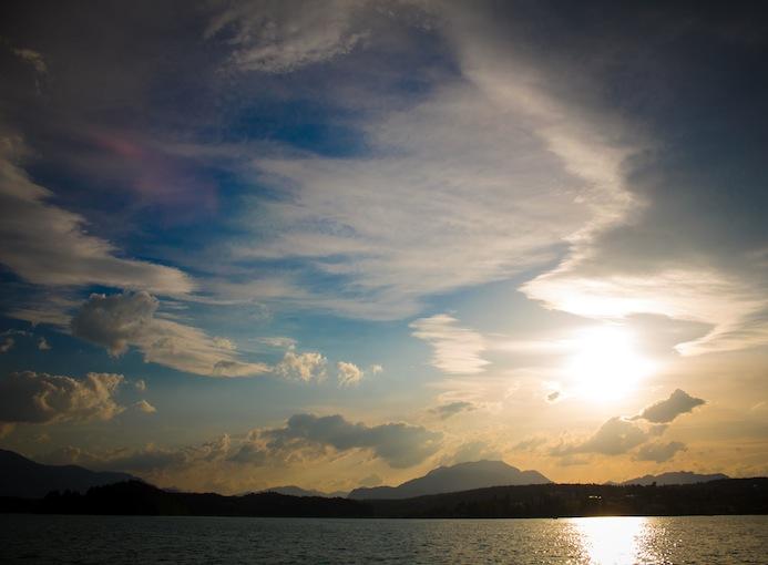 Faakersee - lago di faak