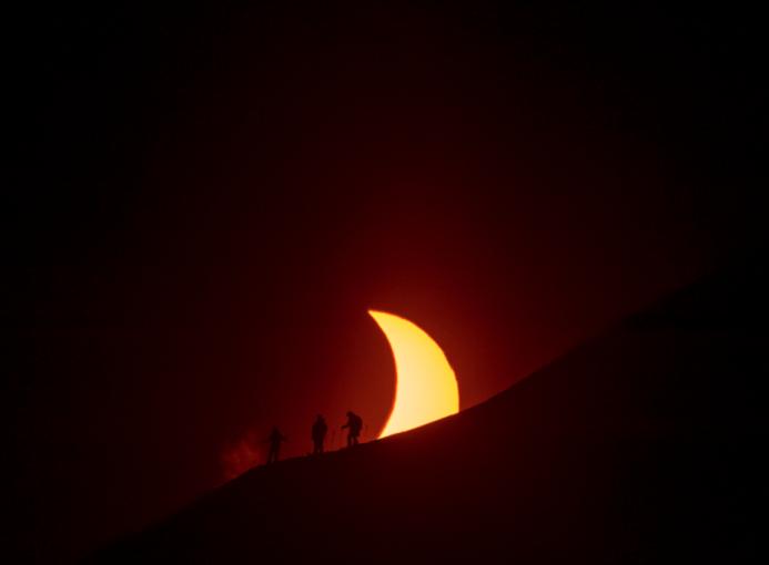 Eclipse Reuben Krabbe