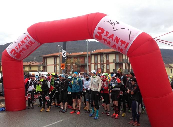 Nave 36 k Eremitica Trail 2016 foto Valetudo Skyrunning Italia Racer