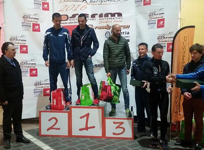 Fosso Bergamasco 2016 Cologno al Serio podio m ph credit Asd Runners Bergamo