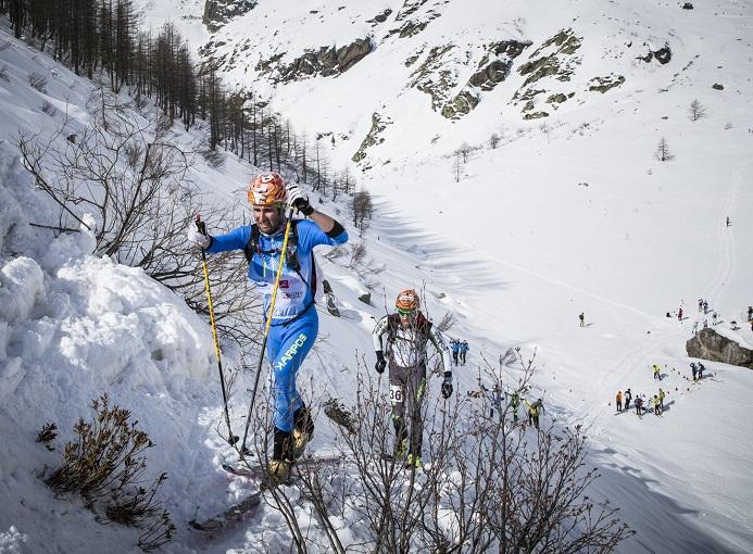 Macugnaga_2016_Rosa_Ski_Raid_ph_Riccardo_Selvatico Fabio Bazzana e Pasini