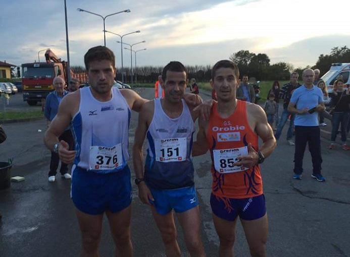 Fosso Bergamasco 2016 Spirano Sonzogni Rizzi Scandolera ph credit Runners Bergamo