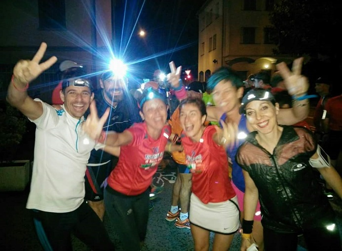 stezzano running night 2016