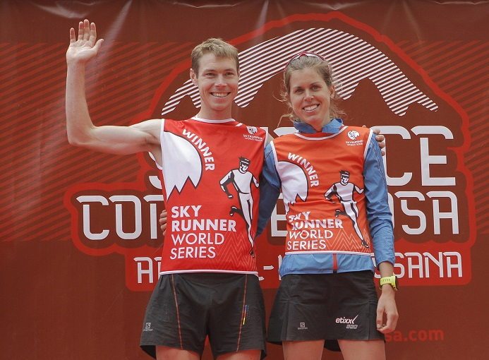Tom Owens e Laura Orgue. Ph: iancorless.com