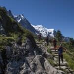 21/08/2016 CHAMONIX-UTMD Départ de la PTL © Ultra-Trail du Mont-Blanc® - photo : Pascal Tournaire