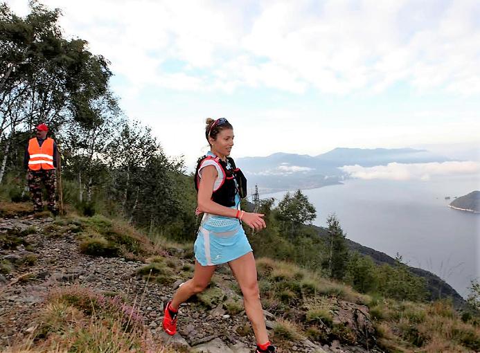 Lago Maggiore International Trail Maccagno Vm Running