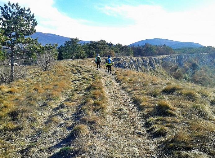 Corsa della Bora trail