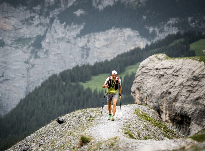 Filippo Canetta ph Eiger Ultra Trail