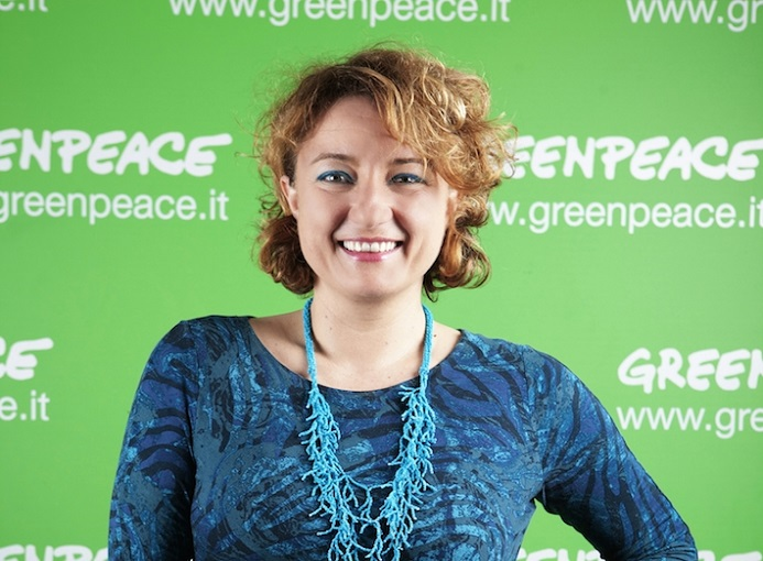 Chiara Campione, Detox Outdoor Corporate Lead di Greenpeace Italia