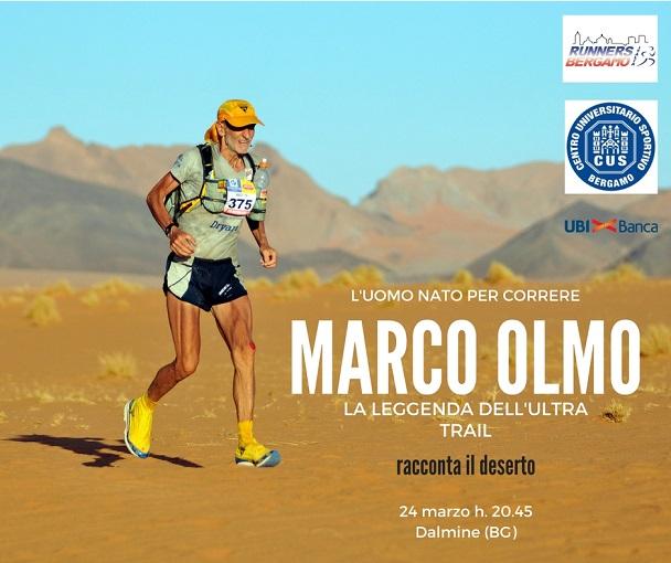 Marco Olmo, l uomo nato per correre. Ph credit marcoolmodeserttraining.it