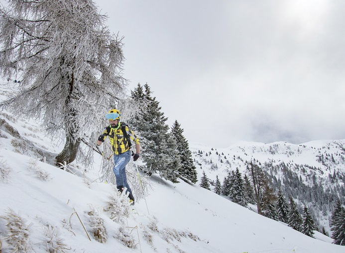 Terza tappa del Crazy Skialp Tour 2017.  La Timogno Ski Raid di Gromo.