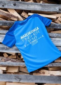 finisherRunning2017marcialonga tshirt